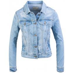 Womens Denim Jacket Nadia Light Blue