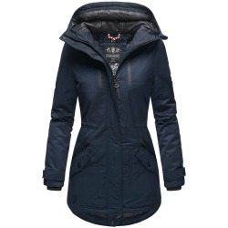 Womens Winter Jacket Lilian Navy
