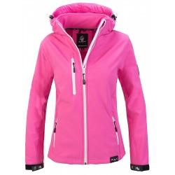 Womens Softshell Jacket Vivian Rose