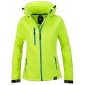 Womens Softshell Jacket Vivian Yellow