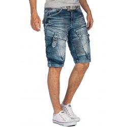 Mens Shorts Tim II Blue