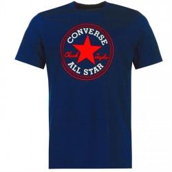 Mens T-shirt Converse Navy