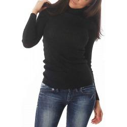 Womens Pullover Ciara Light Black