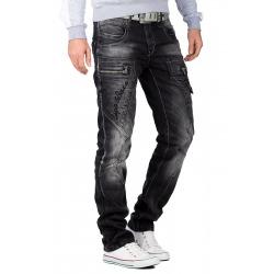 Men´s Denim Jeans Darius Black