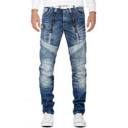 Mens Blue Denim Jeans Favre