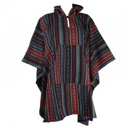 Mens / Womens Poncho Mario