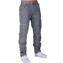 Men´s Cargo Trousers Milan Grey