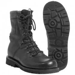 Mens Black Boots Doppelganger