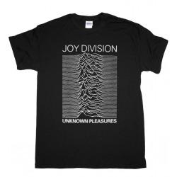 Unisex Tshirt JOY DIVISION Black