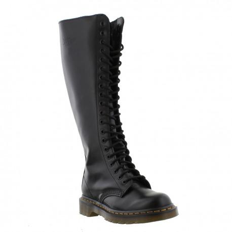 1dcbed03d74d Dámske Čierne Topánky Dr.Martens 1B60 - Babylonia