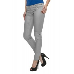 Womens Light Grey Jeans Nelli