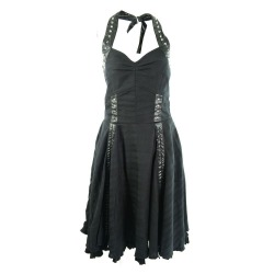 Womens Dress Beatrice Black