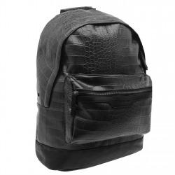 Bagpack Loom Dark Grey