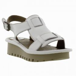 Womens Sandals Rae White