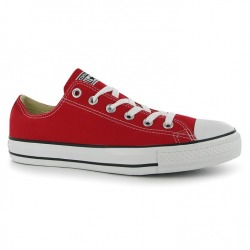 Unisex Trainers Skater Red